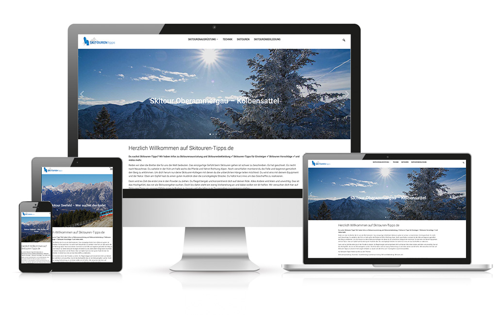 WordPress Blog SportScheck