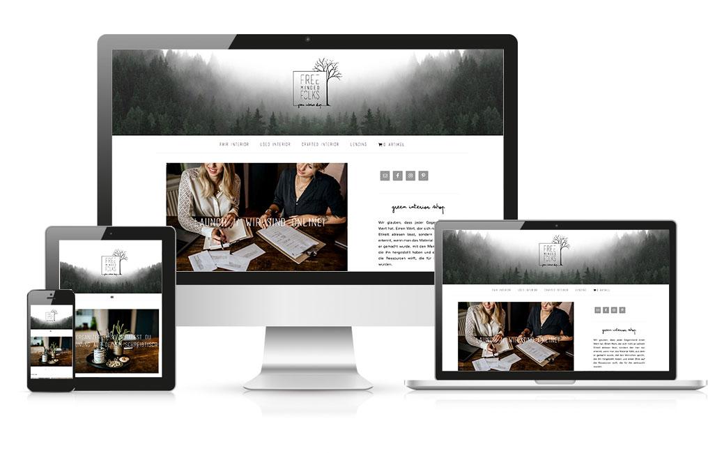 WordPress Woocommerce Shop