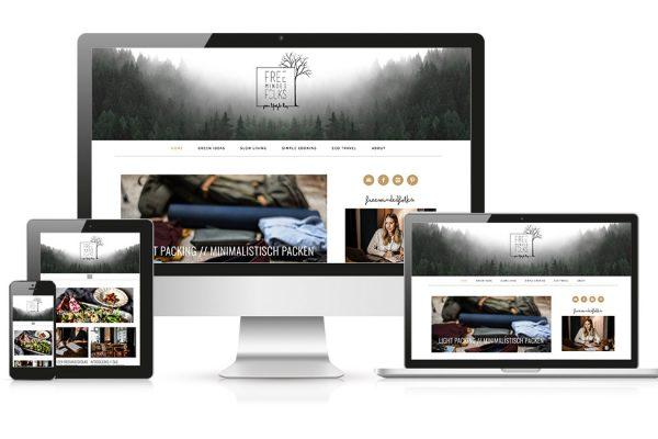 Relaunch freemindedfolks blog