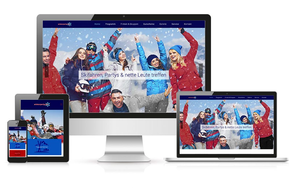 winterparty.net