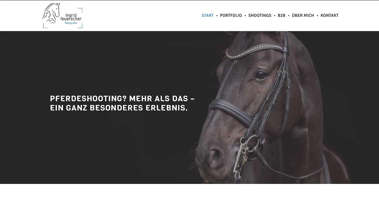 Referenz München Fotografin WordPress