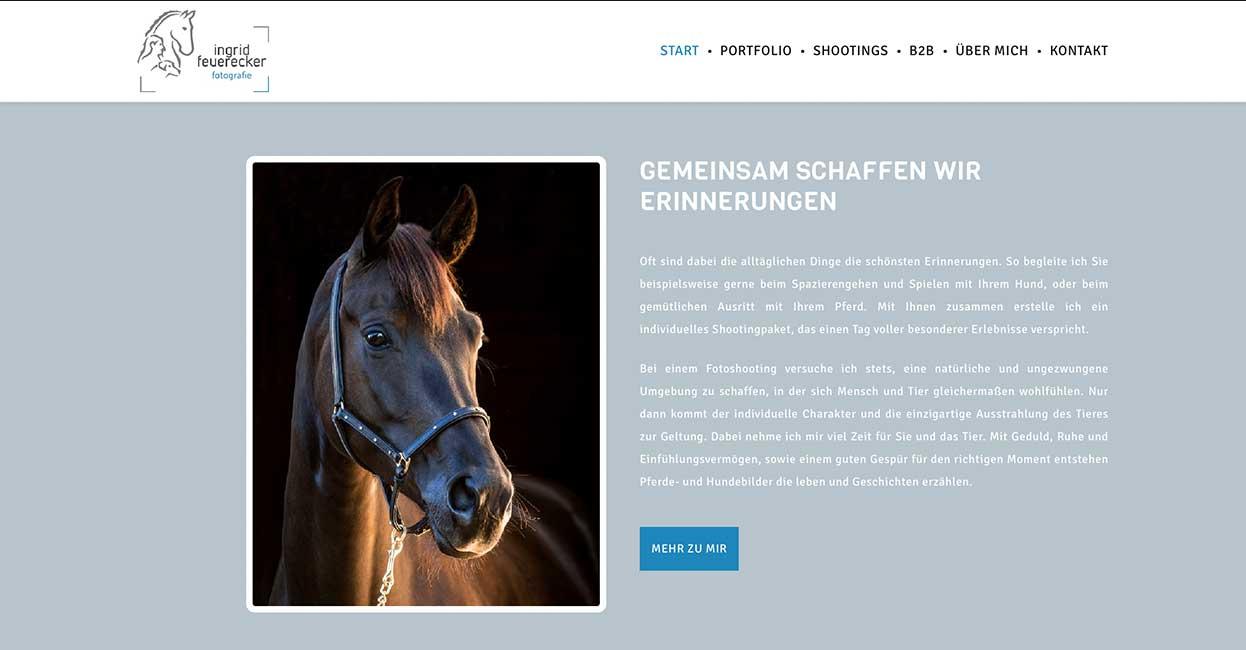 Referenz München Fotograf WordPress