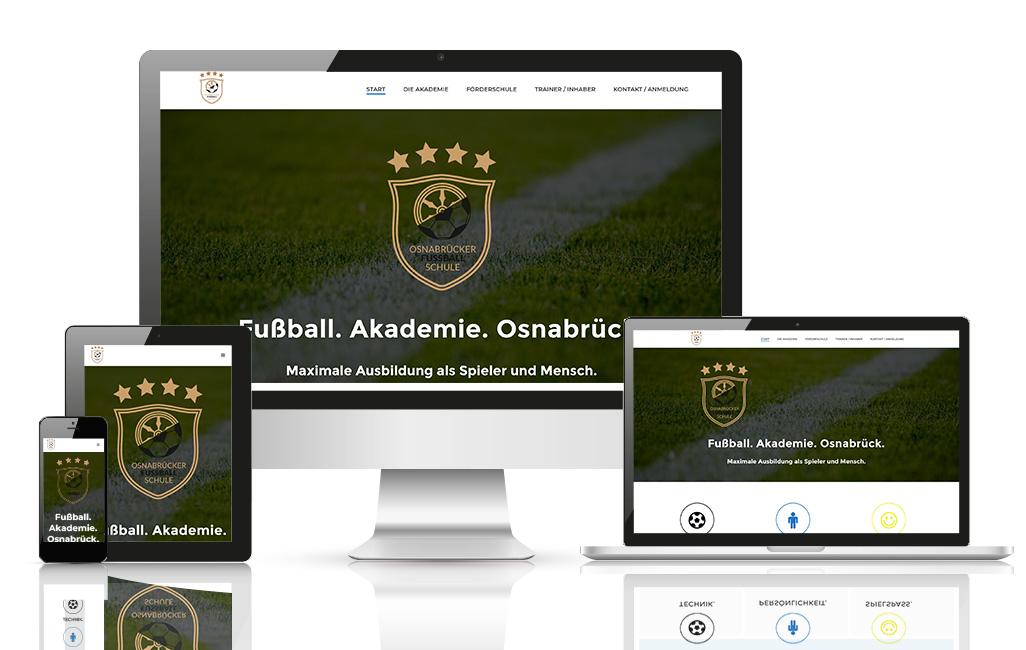 Fussball Akademie Osnabrueck Wordpress