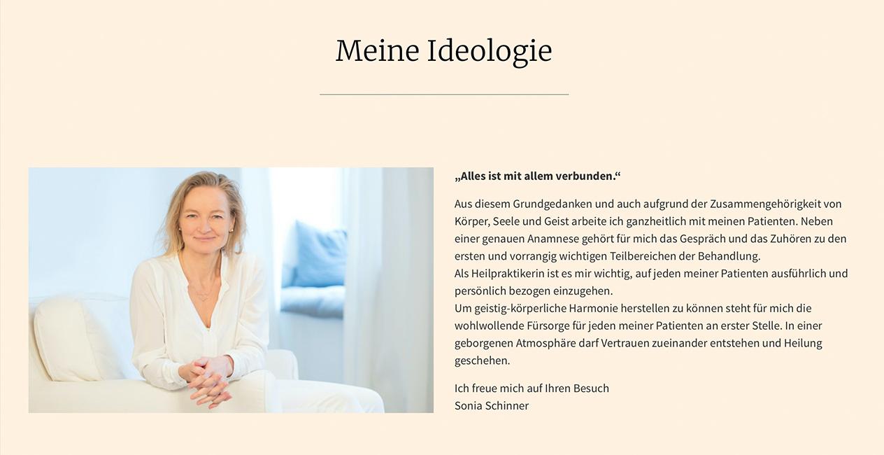 WP Schmiede München Heilpraktiker